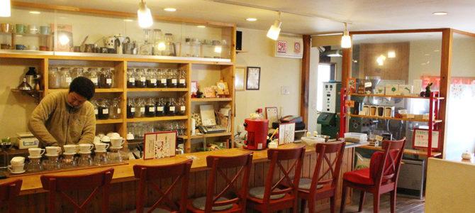 水の街のオススメコーヒー店「UNITE COFFEE(ユナイトコーヒー)」